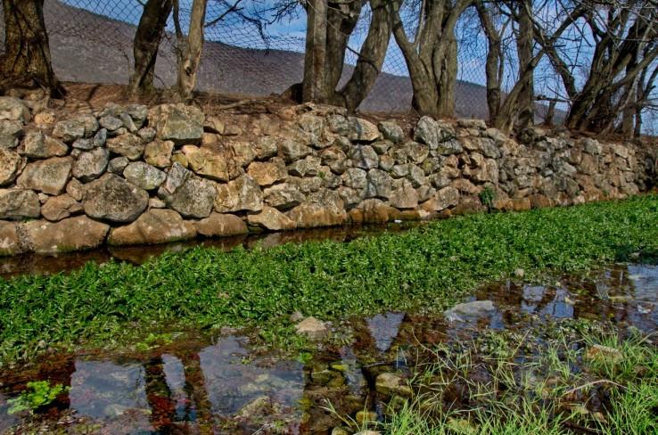 Skalisty potok