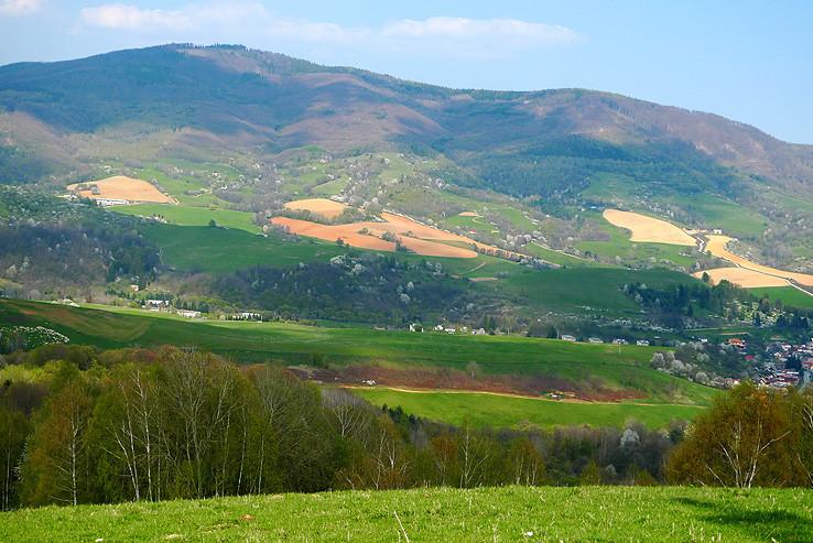 Jar nad Klenovskou priehradou