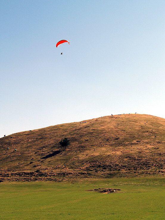 Paraglidisti II.