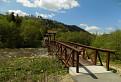 Pekný drevený most