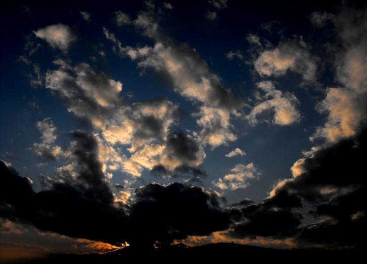 Strakatá oblačnosť