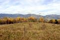 Neskorá jeseň pod Nízkymi Tatrami
