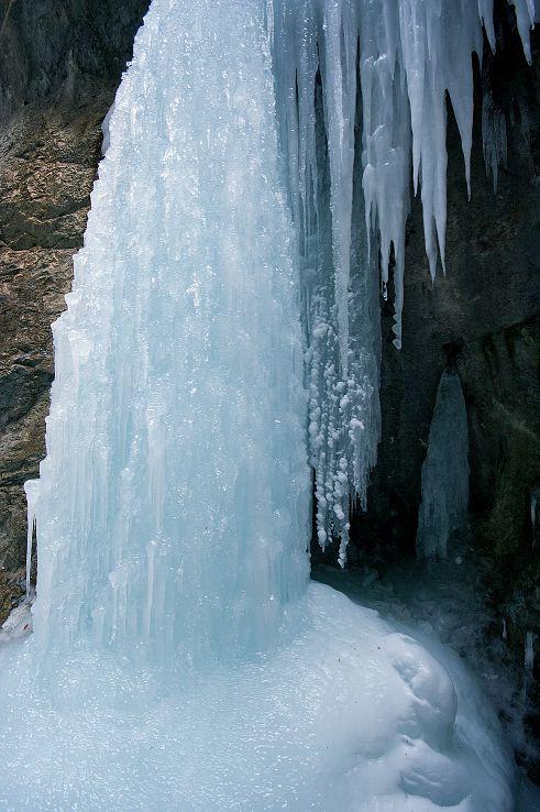 Zamrznutá krása...