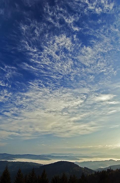Obloha na Portáši