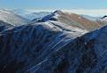 Prvý sneh v Nízkych Tatrách