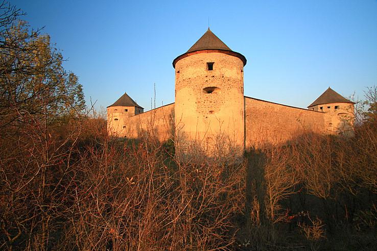 Bzovícka pevnosť