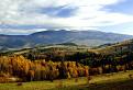 Jeseň na Muránskej planine.