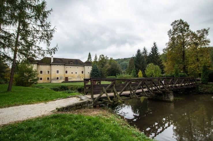 Kaštieľ v Brodzanoch