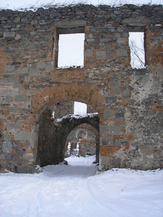 Na Vígľašskom zámku
