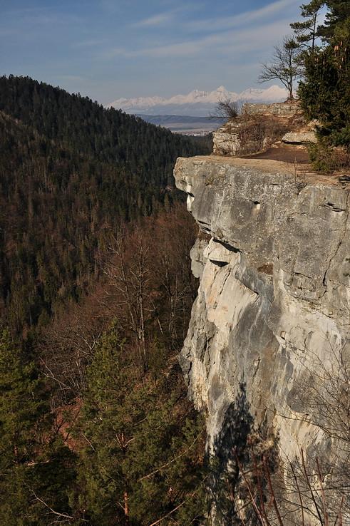 Z Tomášovského výhľadu