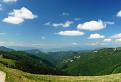 Kráľova skala a záver Gaderske j(Dedošovej) doliny...