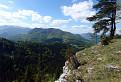 Pohľad zo Skríželnej skaly