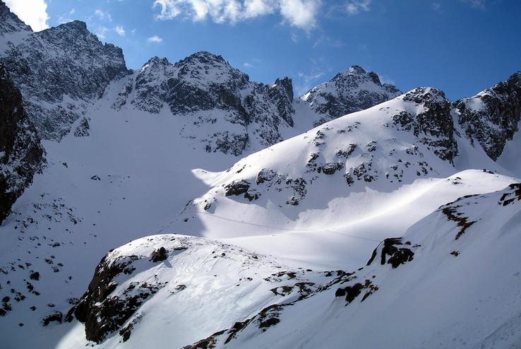 Raj skialpinistov
