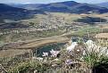 Jarná krajina z Brzotínskych skál