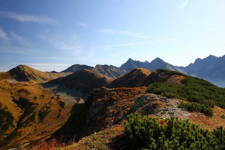 Jeseň v Tatrach