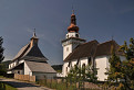 Kostol v Banskej Belej
