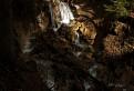 Dolný vodopád Teplého potoka