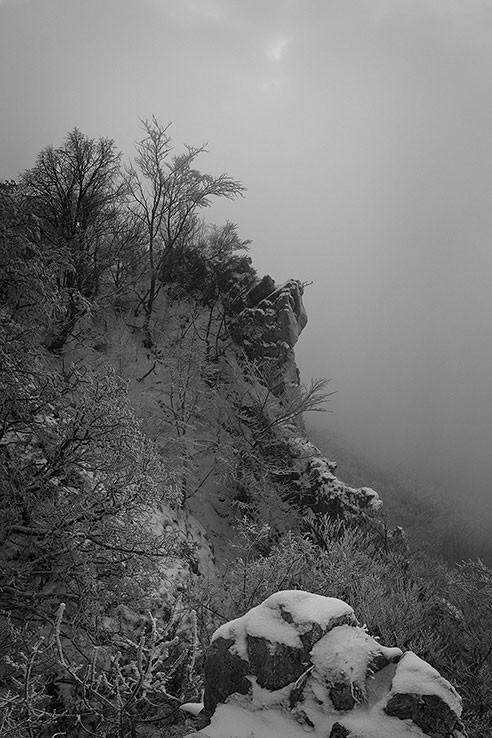 Zahmlená Zádielská dolina