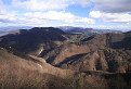 Sokolie - pohled z vrcholu