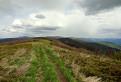 Na hřebenu Bukovských vrchů