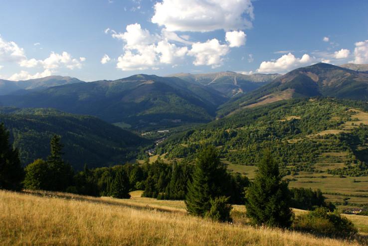 Dolina Bystrá