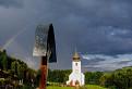 Búrka nad Osturňou