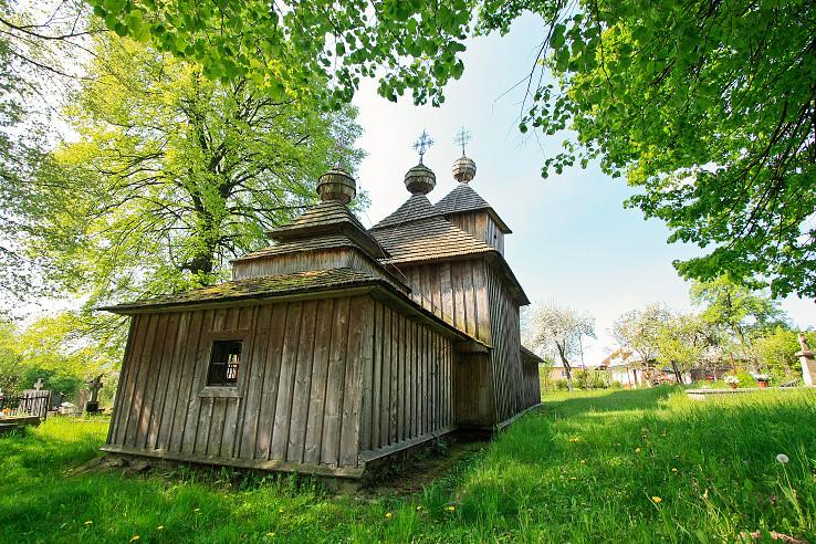 Kostolík v Jedlinke