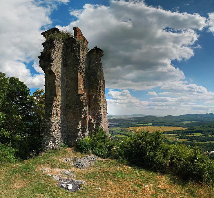 Slanský hrad