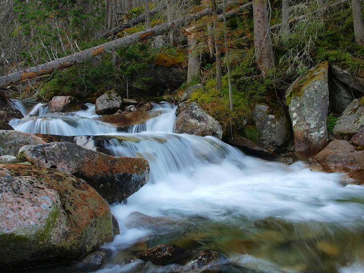 Studený potok 3