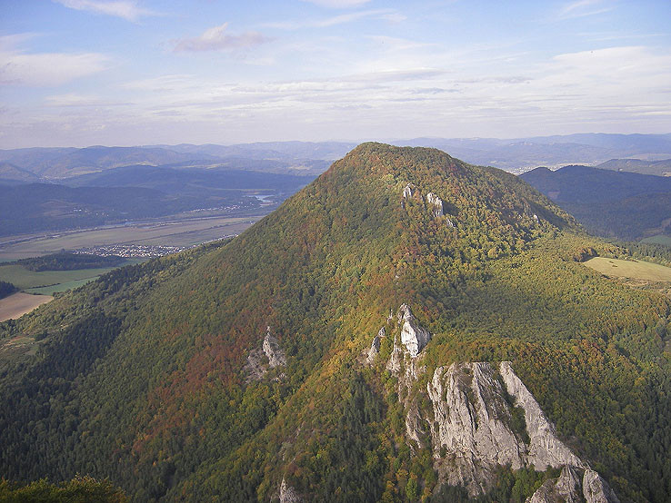 Malý Manín (813 m)
