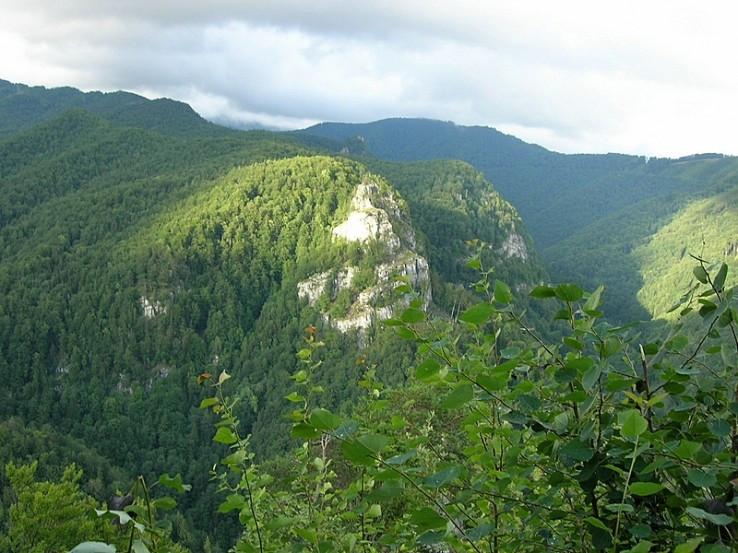 Výhľad z Kotolnice