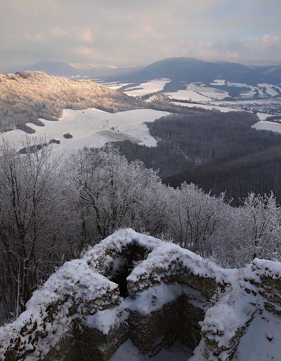 Zimná varianta z Jasenova