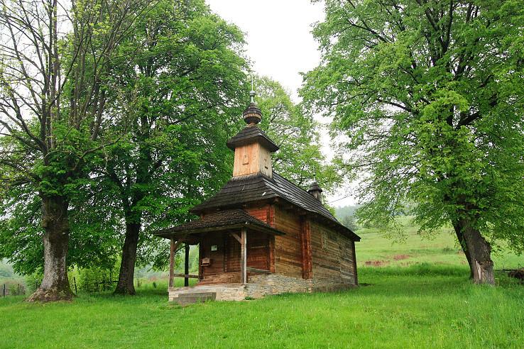 Kostolík v Jalovej