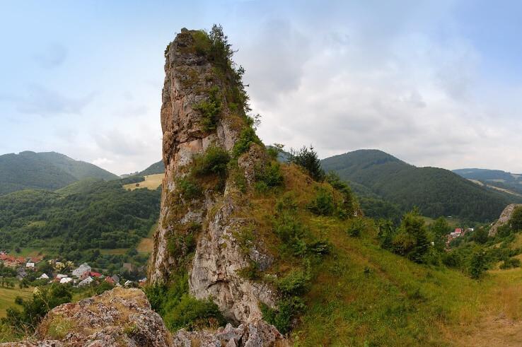 skala Červený kameň