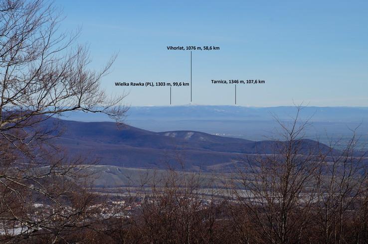 Výhľady z Bradla III