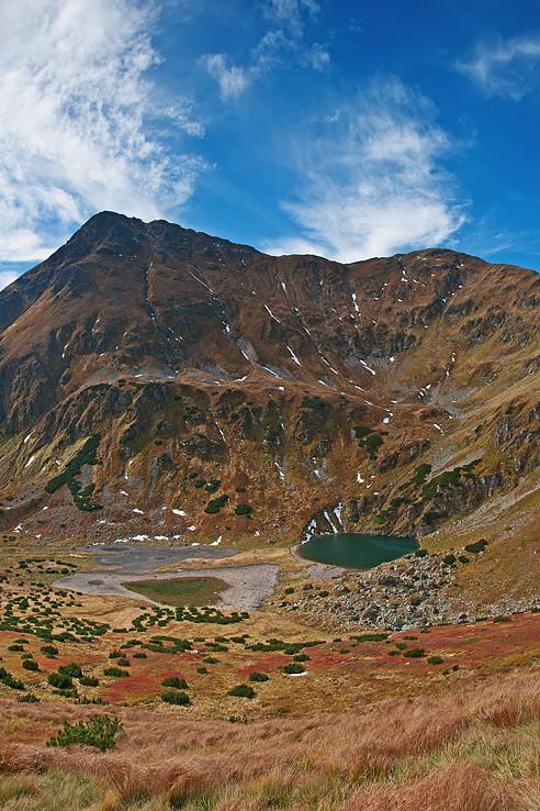 Jakubiná a Hrubý vrch
