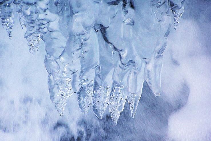 Prsty ľadu