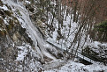 Ľadový Závojový vodopád