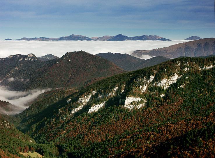 Jesen na horách
