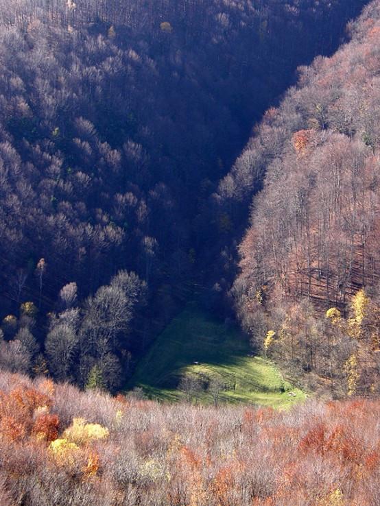 Podzim v Zádielskej dolině