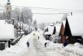 Zima na dedine