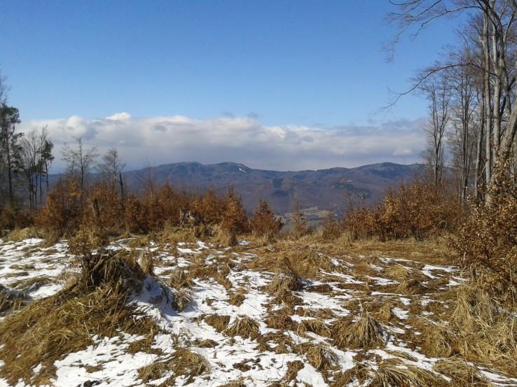 Čierny a Suchý vrch
