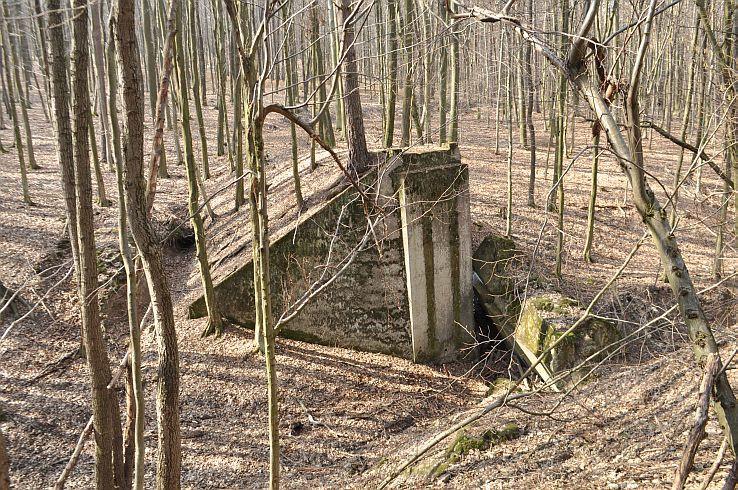 Mosty lesnej železnice IV.