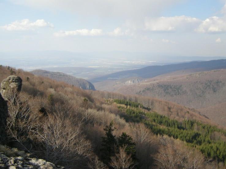 Bystričianska dolina