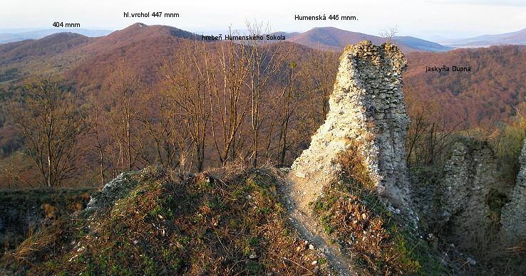 Pohľad z hradu II.