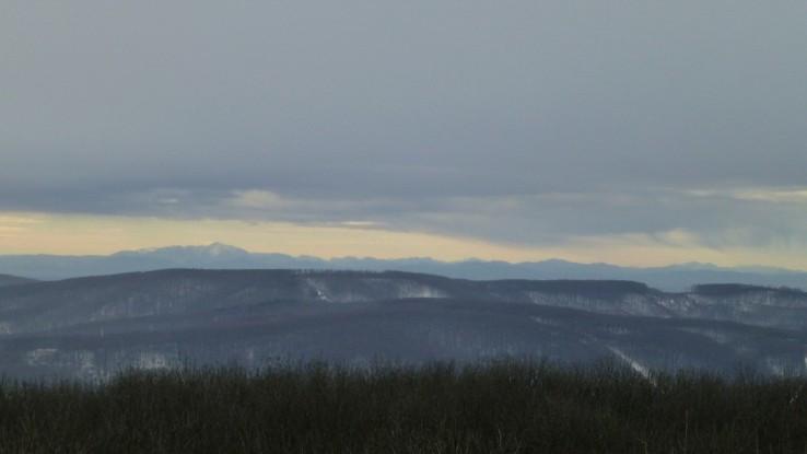 Pohľad na Alpy