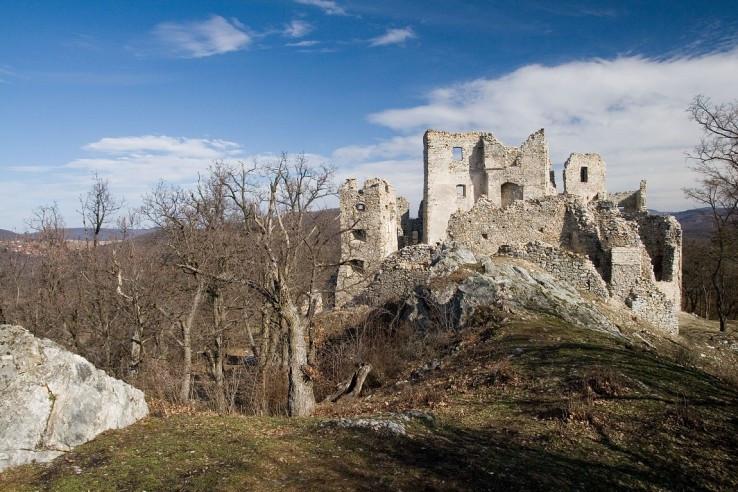 Hrusovsky hrad
