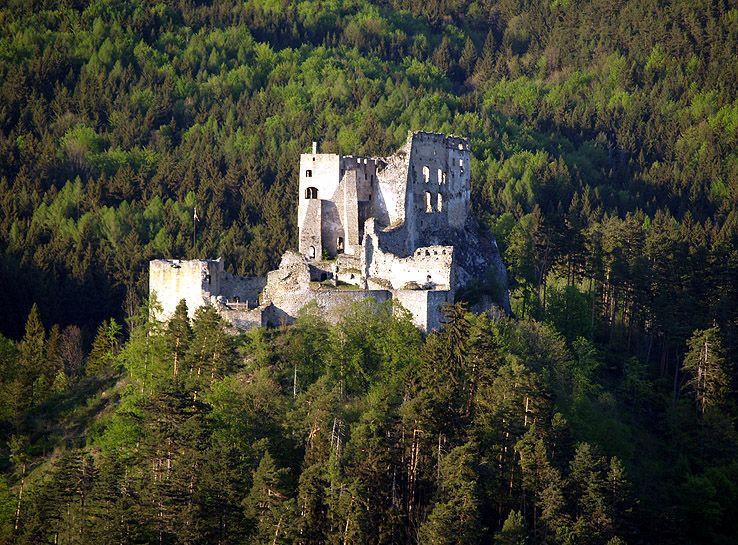 Likavský hrad II.
