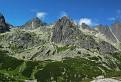 Veľká Studená dolina a Prostredný hrebeň