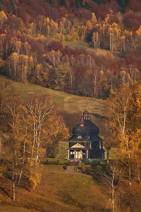 Jeseň pod Duklou